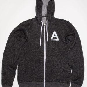 Digital Grey Hoodie